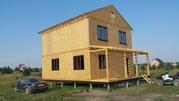 Строительство быстровозводимых домов из сип SIP панелей - foto 1