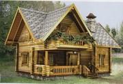 Проект деревянного дома – необходимое начало строительства