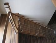 Лестница из дуба - foto 1