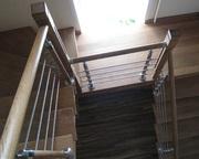 Лестница из дуба - foto 3