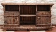 Браширование,  текстурирование (старение) древесины - foto 3