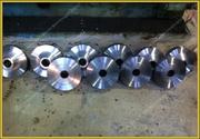 Производство фланцев, запорной арматуры, деталей трубопроводов - foto 0